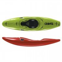 ZET Kayaks CROSS  - blau